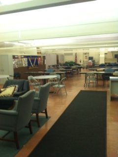 Picture of Swissvale Library's meeting room