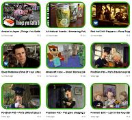 Sprog Tube, a safe video site for children.