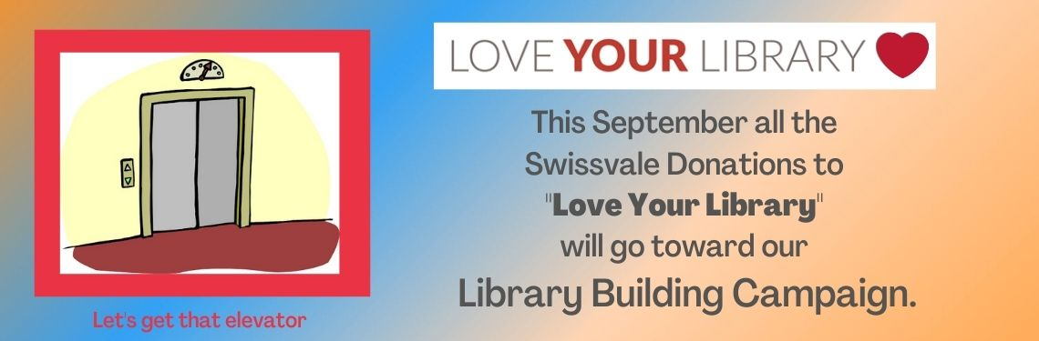 Love your library 2020